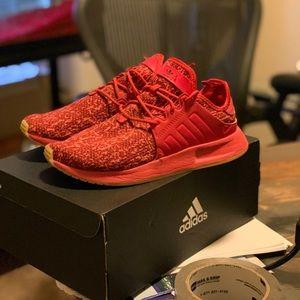 Adidas big kids size 3 running shoe
